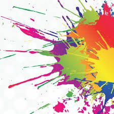 Resultado De Imagen Para Dibujos Manchas De Pintura Manchas De Pinturas Manchas De Colores Dibujos