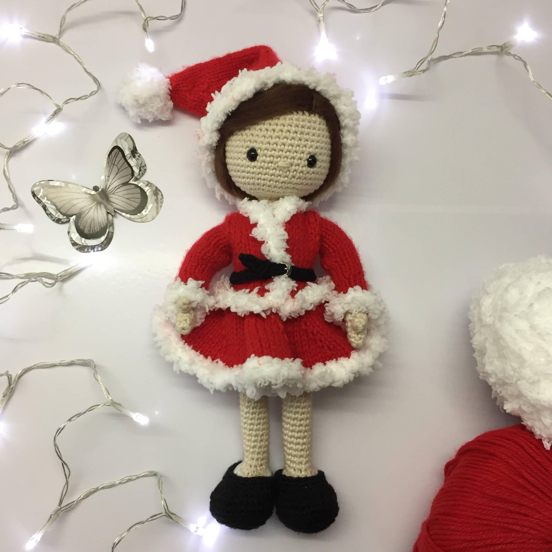 Amigurumis Navidad Crochet : Patrones diy amigurumis gratis crochet y tricot ropa