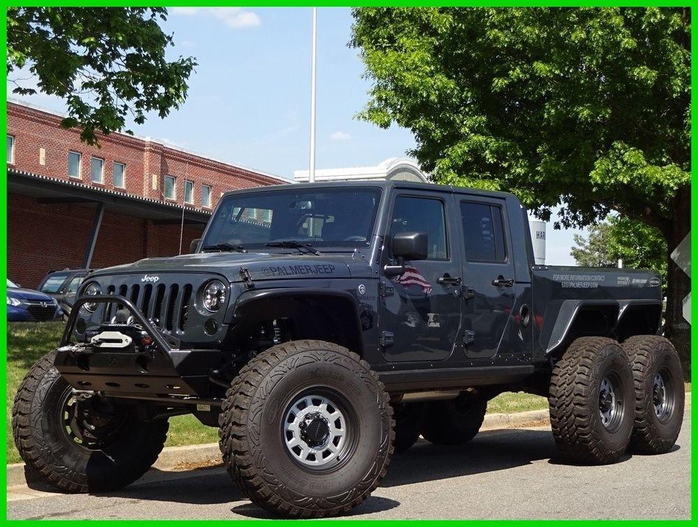 2013 Jeep Wrangler Unlimited Supercharged Hemi 6 4l Hemi V8 Jeep