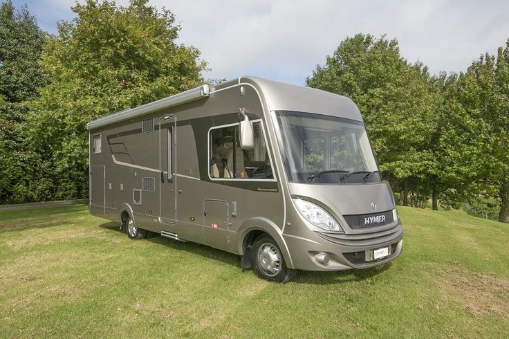 The Hymer Starline B680 Is A Top Of The Line Motorhome For Sale Built On A Mercedes Chassis This R Motorhomes For Sale Rear Wheel Drive Recreational Vehicles