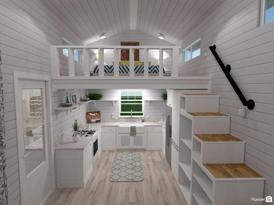 Architecture Tiny House Kitchen e Ideas Planner 5D Relative To Home Furnitur