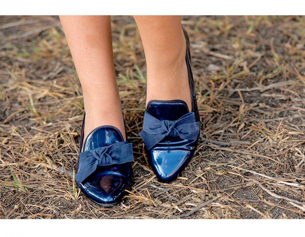 Calzado Lolitablu Cati Lolita Slipper Shoes Charol Blu Pinterest xqtxF0IB