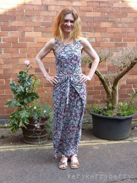 Girl Charlee Fabrics UK & Europe / Very Kerry Berry Kielo Dress ...