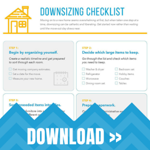 How to Downsize Your Home [Free Checklist] is part of New home Printable - Are you starting a new chapter in life, but you have no idea how to downsize your home  Here's a stepbystep guide to quell the ulcers and simplify the process