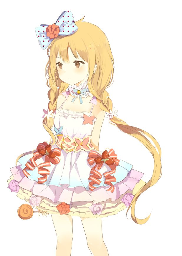 Anzu | The Idolmaster: Cinderella Girls
