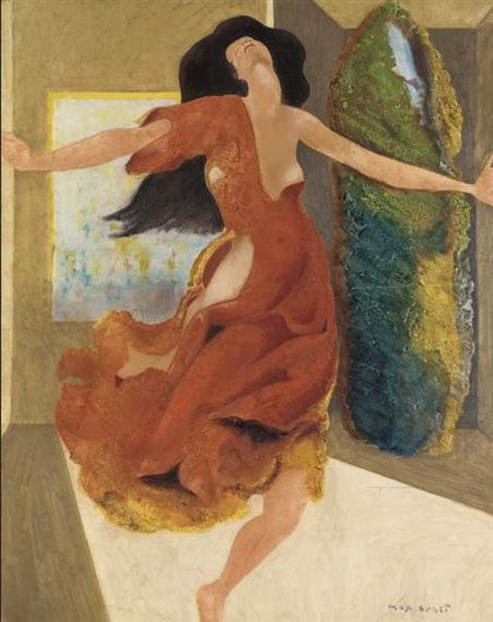 max ernst ( 1891-1976) was een duitse surrealistische schilder. hij