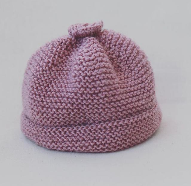 Bebé Niñas de punto de estilo peruano Sombrero /& Mitones Guantes Conjunto de Un Tamaño