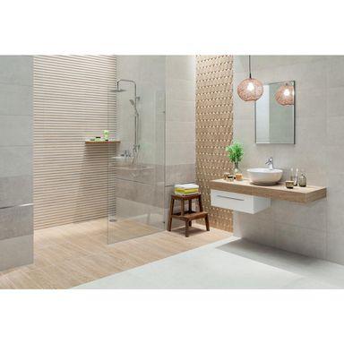 Glazura Bellante Wod 29 8 X 59 8 Tubadzin Glazura W Atrakcyjnej Cenie W Sklepach Leroy Merlin Lighted Bathroom Mirror Home Bathroom Mirror