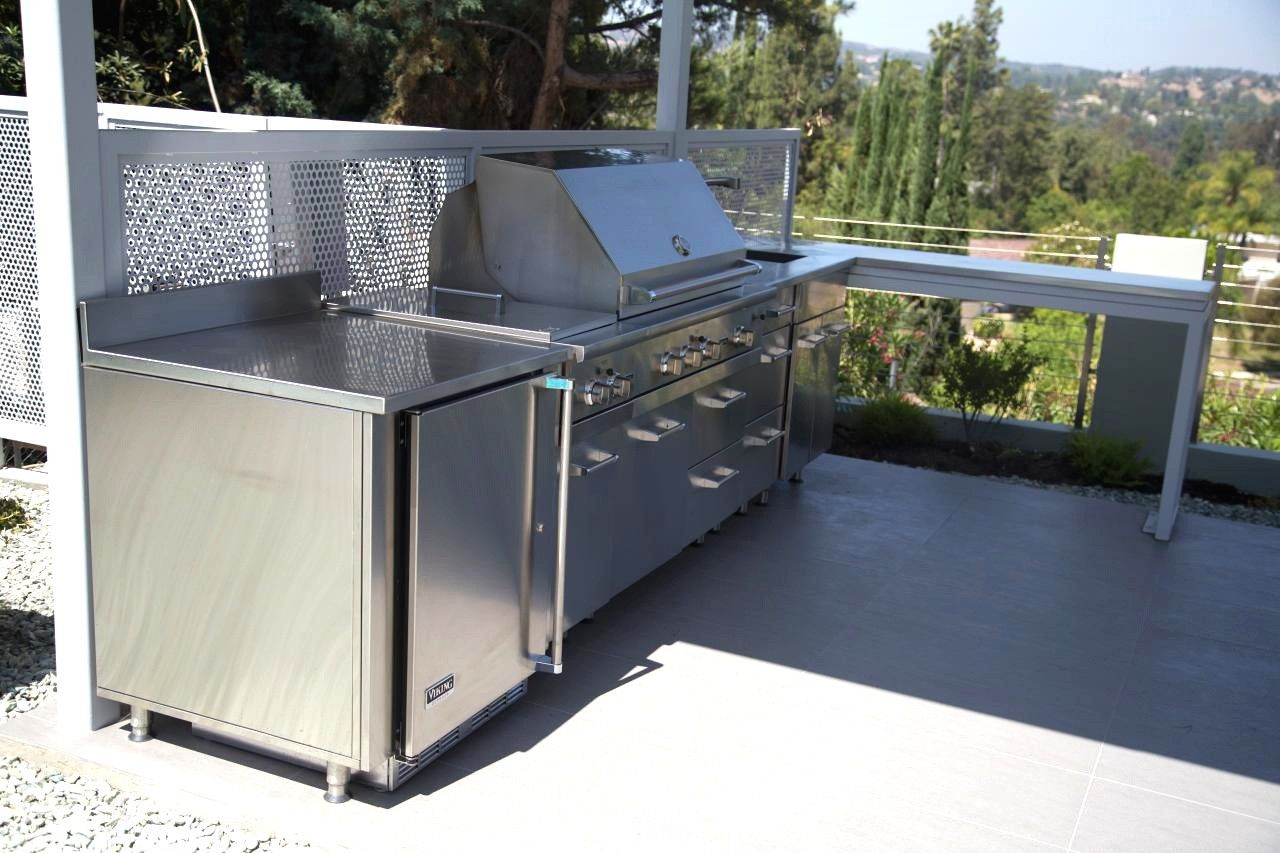 Beau 99+ Stainless Steel Grill Cabinets   Kitchen Cabinets Countertops Ideas  Check More At Http: