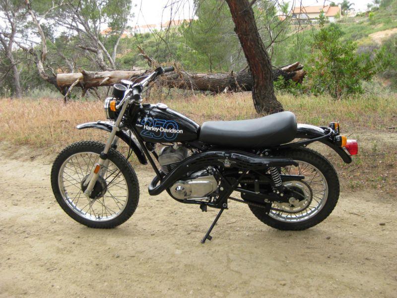 Amf Harley Davidson Sx 175 For Sale Amf Harley Harley Dirt Bike Harley