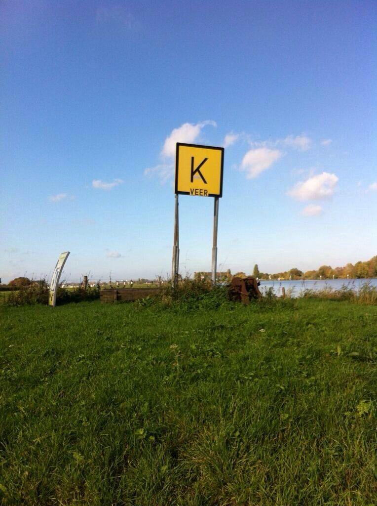 Dag 20: net over de Maas! komen we aan in Brabant.