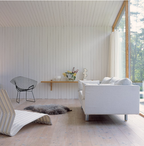 Blissfulb Bliss My Happy Place Sofa Inspiration White Paneling Interior
