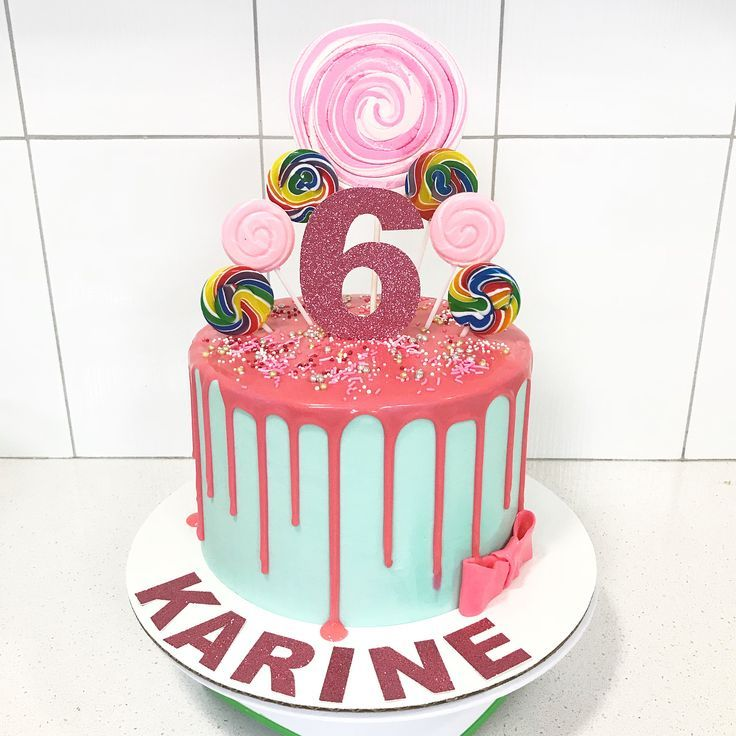 Karines lol surprise themed 6th birthday party