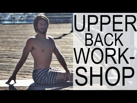 yoga upper back mobility workshop with tim senesi