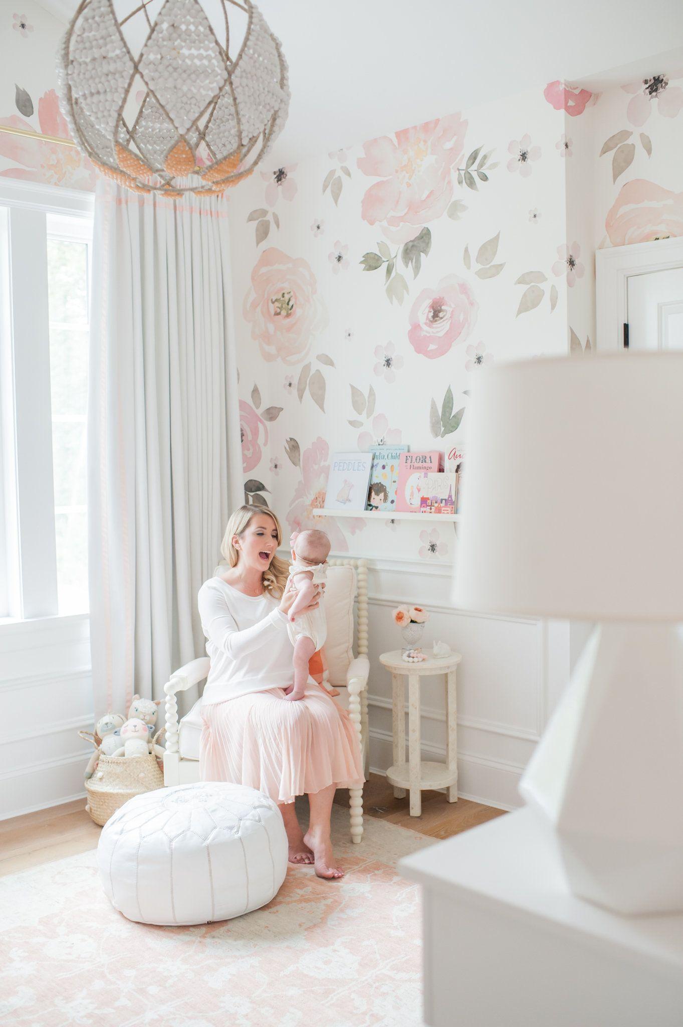 Lillya s Nursery & Giveaway Pinterest