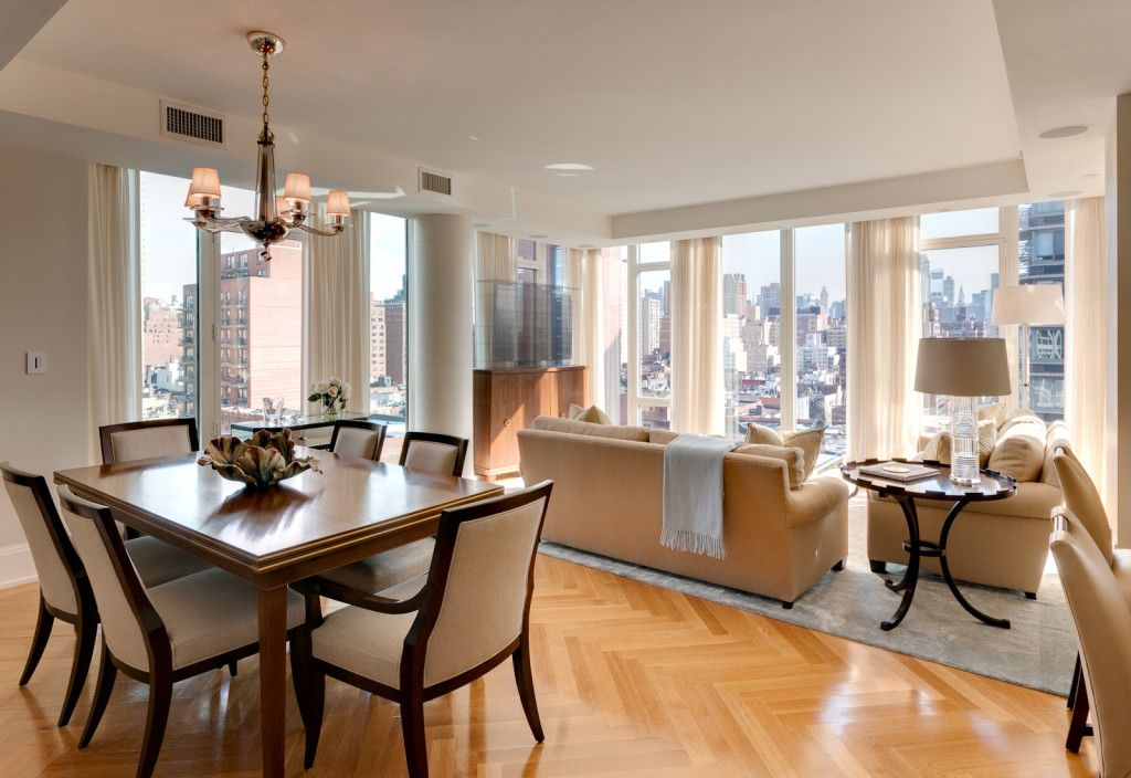 living room dining room combo designs | Small Office ...