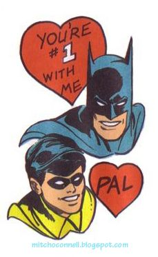 Schön Mitch Ou0027Connell: Unintentionally Hilarious Vintage Valentineu0027s Day Cards!  See The Top 100