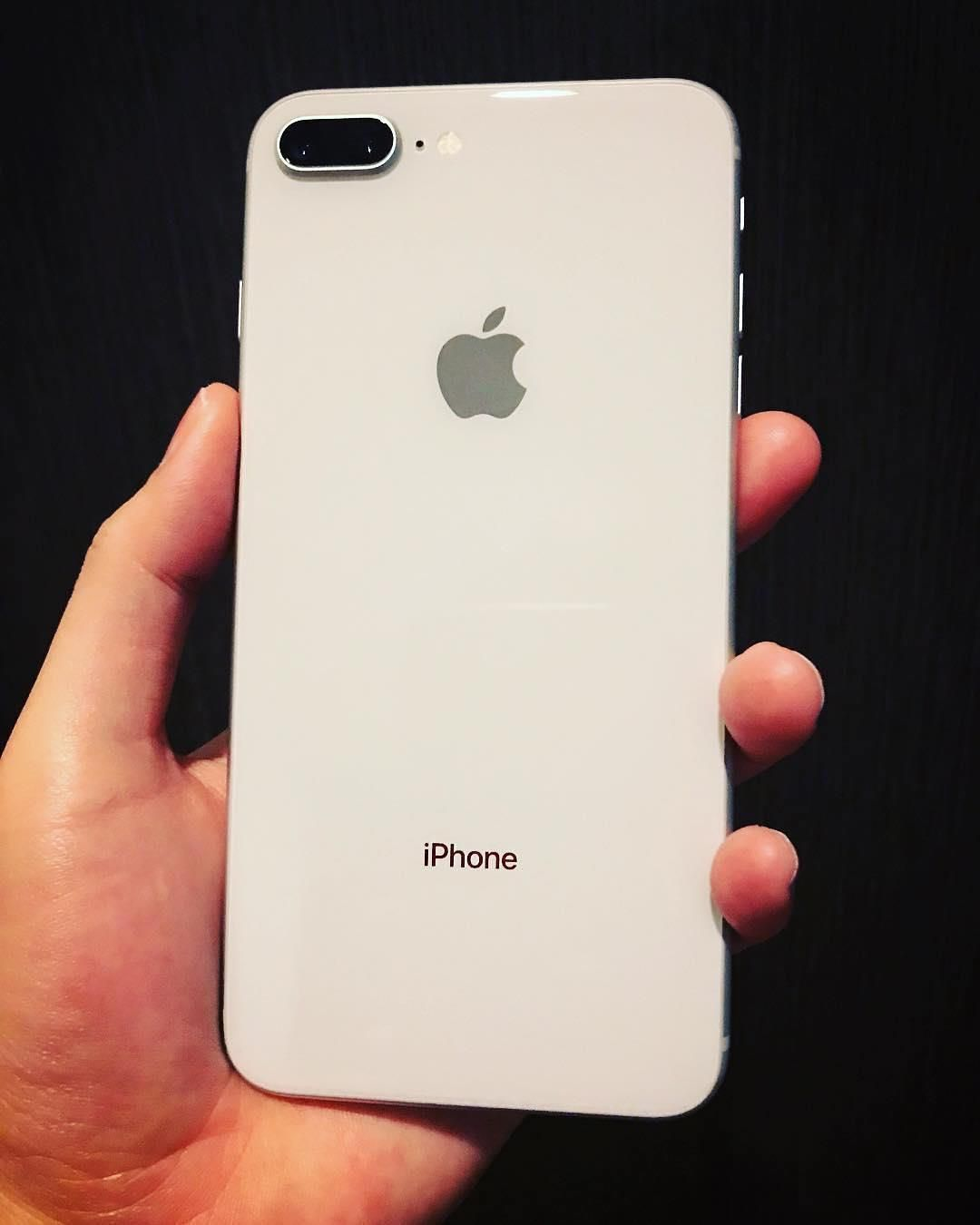 IPhone 8 Plus Silver Photo By Supermusashi