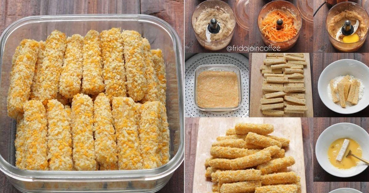 Seminggu Atau Dua Minggu Sekali Mak Frida Nyetok Frozen Food Salah Satunya Nugget Ini Menyesuaikan Bahan Kadang Ayam Udang Kada Di 2020 Resep Makanan Makanan Resep