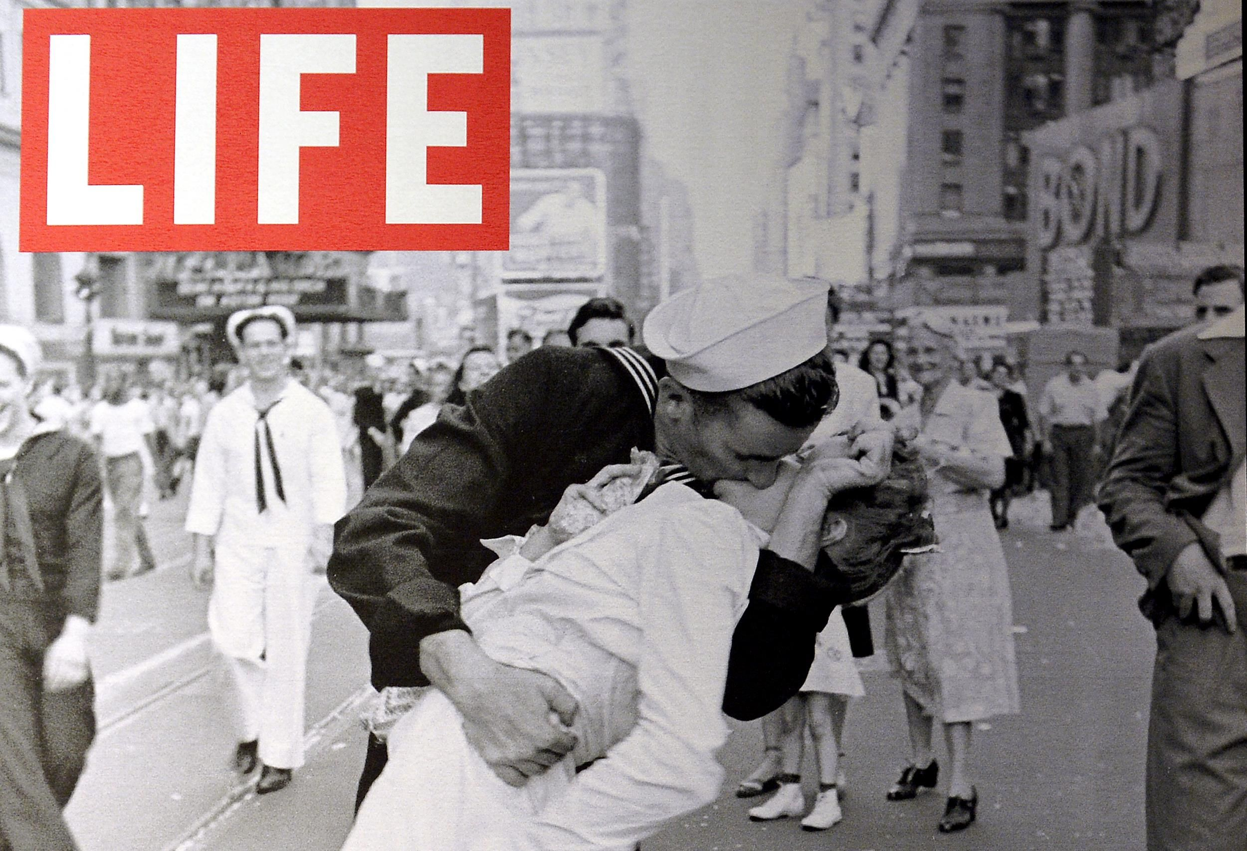 Vet Who Says He Was Kissing Sailor In Famous Photo Dies Iconic PhotosFamous PhotosAll TimeLife