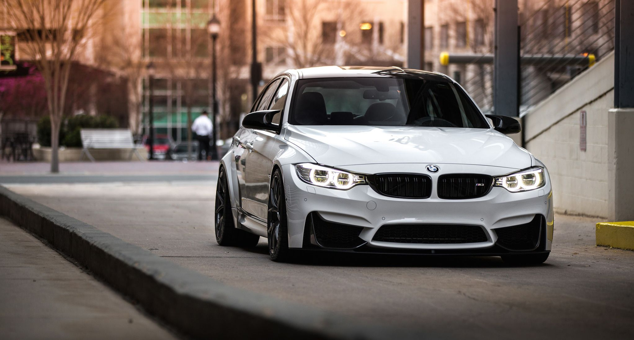 Alpine White F80 M3 X Post R Bmw With Images Bmw Super