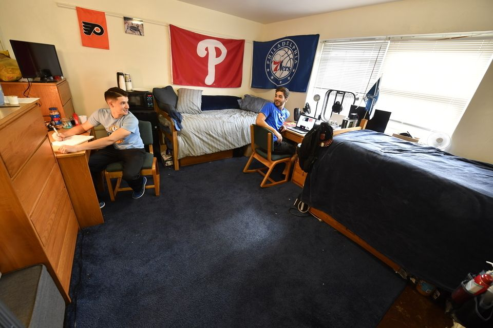 Dadisman Hall Downtown Wvu Mountaineers Letsgomountaineers Westvirginia Westvirginiauniversity Morga Girls Dorm Room Housing Options Wall Color Schemes