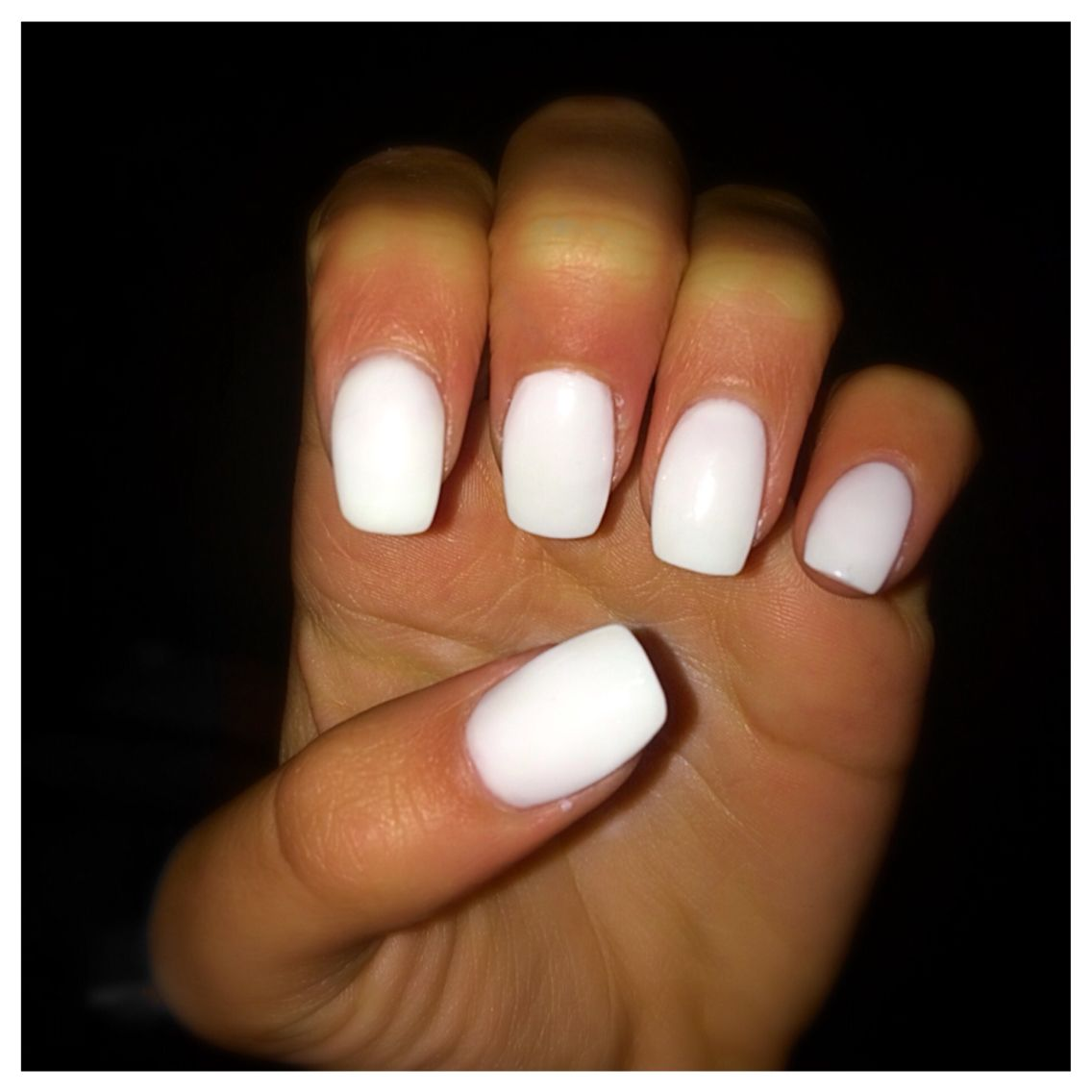 Try these fun DIP nails. I just ask them to add an extension/tip to ...