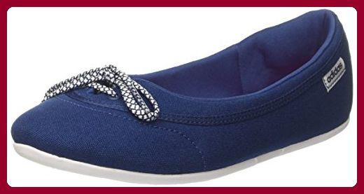 ballerina adidas blau