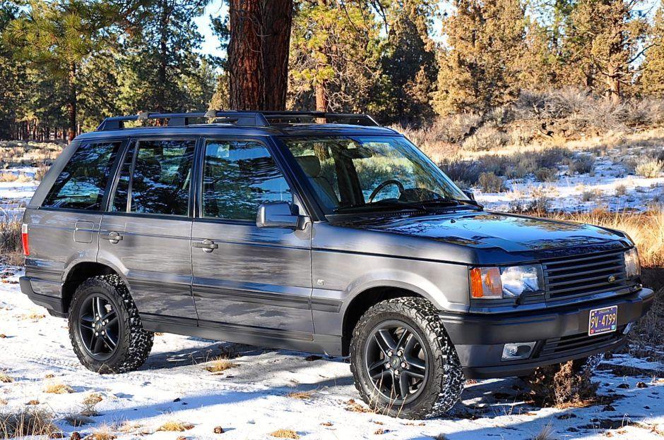 2001 Land Rover Range Rover Land Rover Range Rover Range Rover Classic