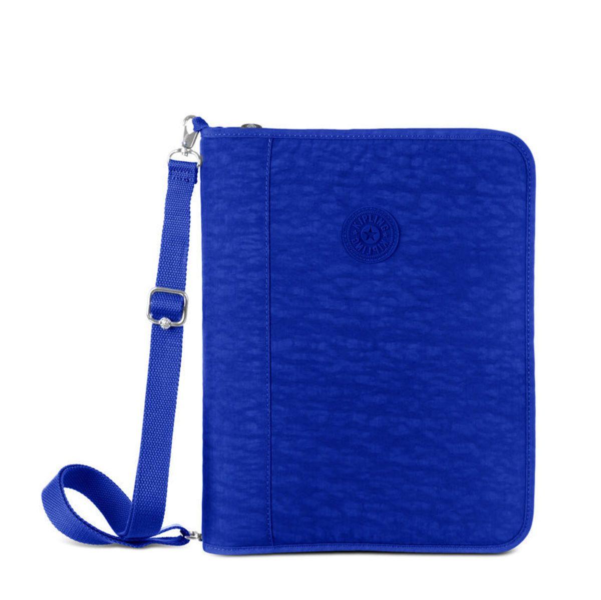e4570d11b fichario azul escuro da kipling | Kipling | Fichario escolar ...