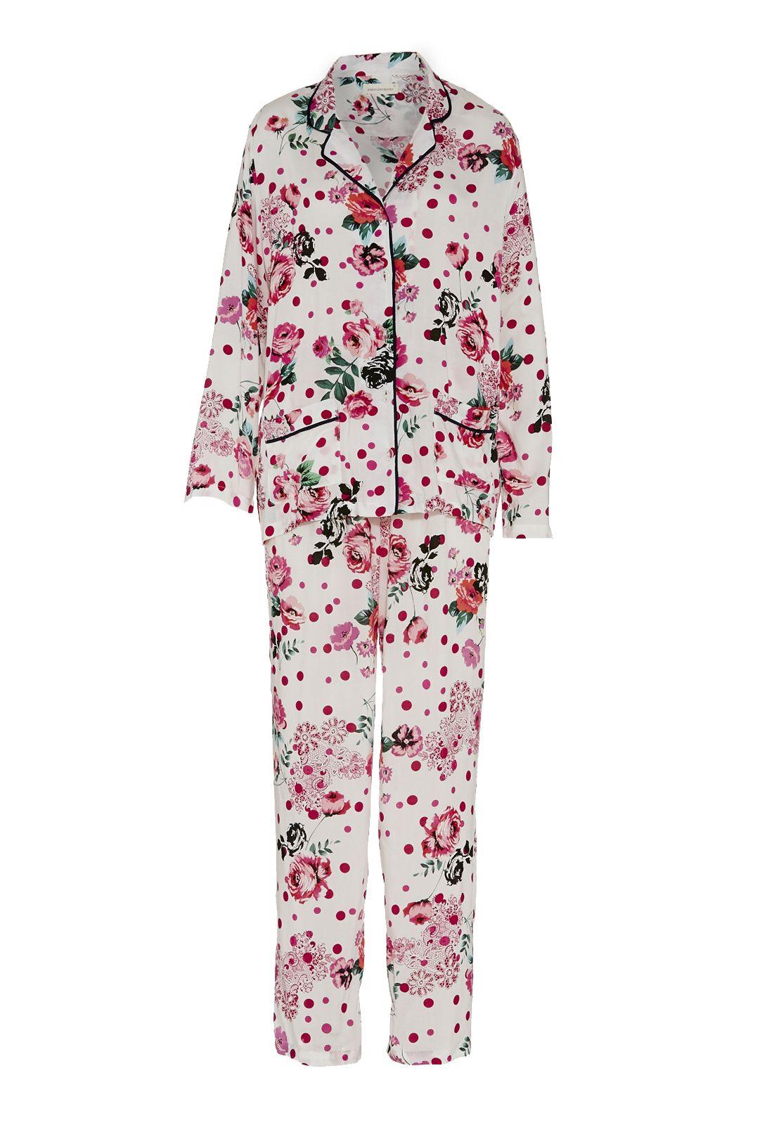 ee9155c24 Spotty Rose Pj Set | Peter Alexander | Clothing + More | Sleepwear ...