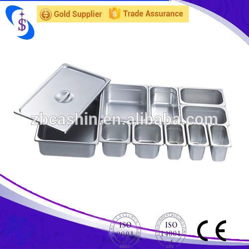 Stainless Steel 1 6 Gastronorm Container Gastronorm Pan Gn Container Stainless Steel Kitchen Equipment