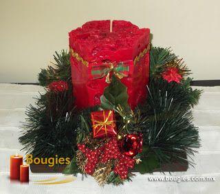 Art culos y adornos navide os fotos de velas decorativas for Articulos de decoracion para navidad