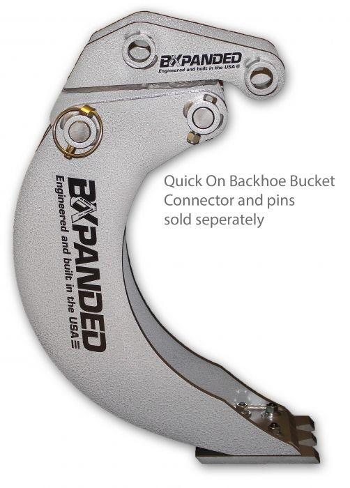 Trencher Bucket for John Deere JD 260, 260B, 270A, 270B