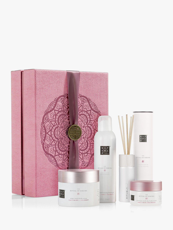 5701afb85d48f BuyRituals The Ritual of Sakura - Renewing Treat Large Body Care Gift Set  Online at johnlewis