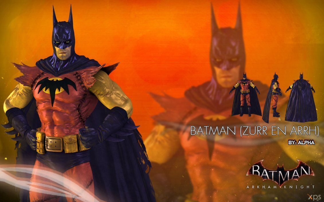 Batman Arkham Knight Batman Zur En Arrh By Xnasyndicate
