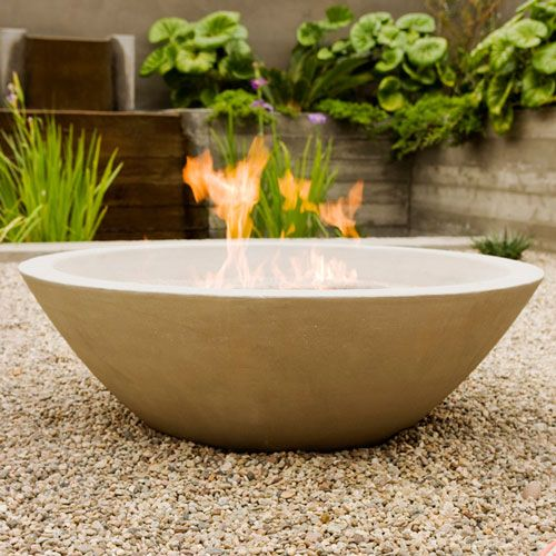 Outdoor Decorating Ideas 2017 Fire Pit Bowl Asian Garden Zen