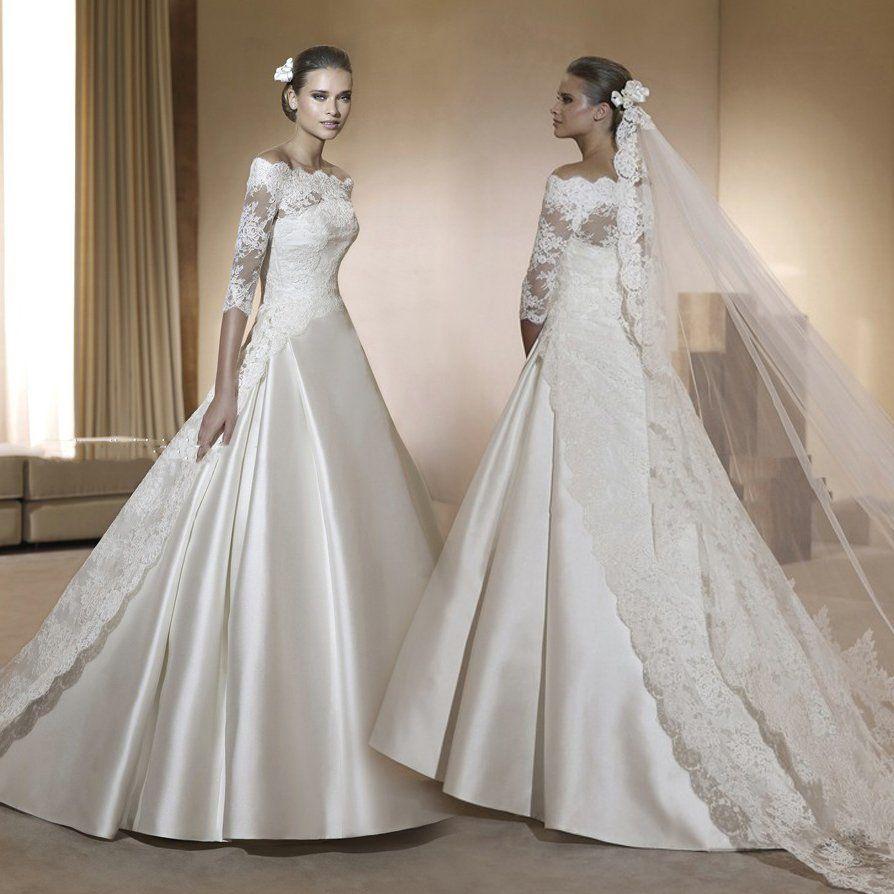 Wedding Dress Ideas For Bride (65) | clothes | Pinterest ...