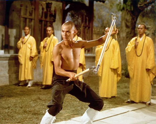 36th chamber of shaolin gordon liu pinterest more