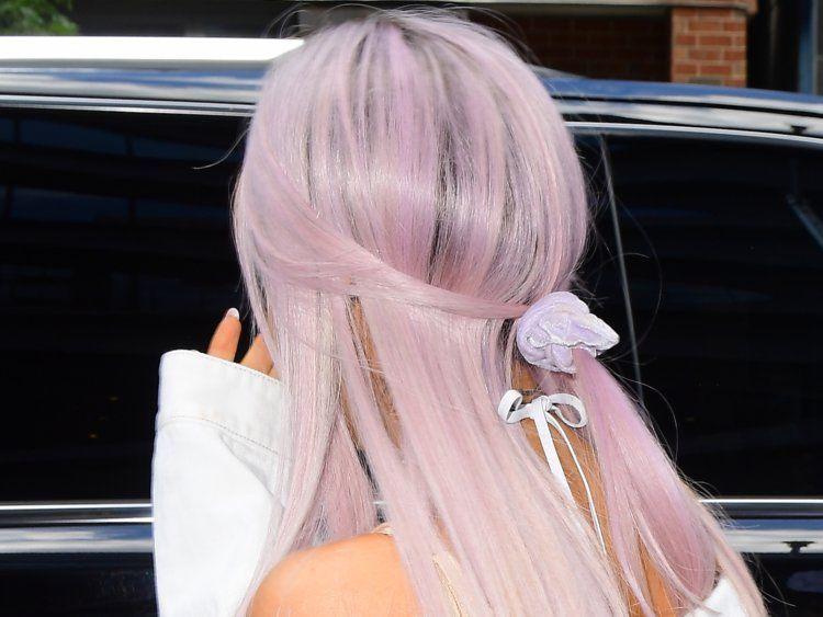 Ariana Grande Pink Hair Google Search In 2019 Pink Hair Hair