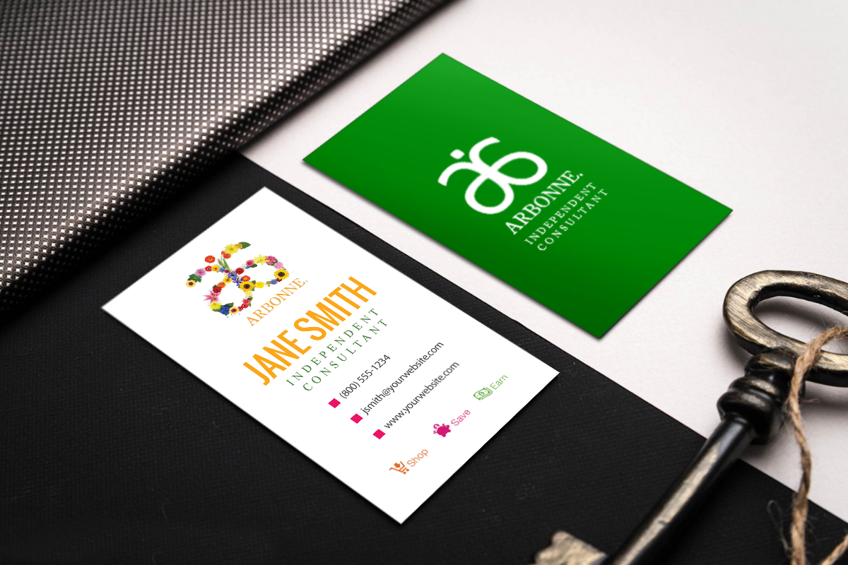 Choosing One Of Our Designs For A New Arbonne Business Card Is The Easiest Decision You Could M Arbonne Business Cards Arbonne Business Printing Business Cards