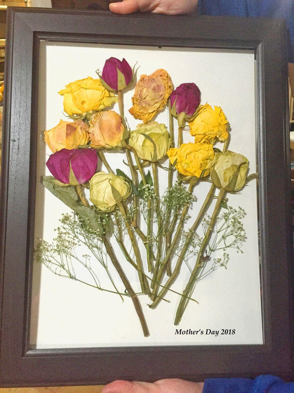 Dried Flowers Diy