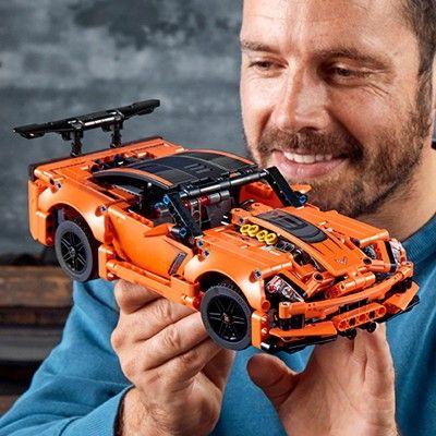 Lego Technic Chevrolet Corvette Zr1 42093 Chevrolet Corvette Corvette Zr1 Lego Technic