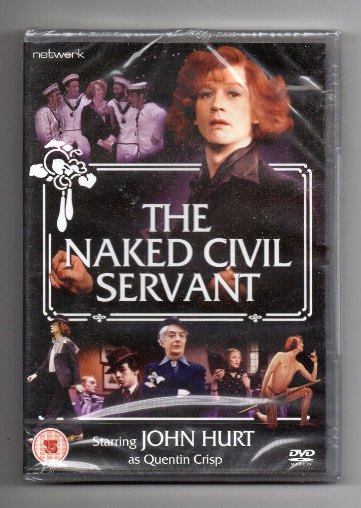 The Naked Civil Servant (DVD, 2005)