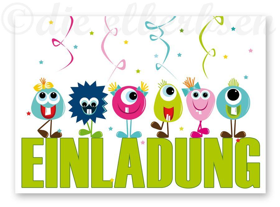 Einladungskarten Kindergeburtstag Einschulung · EinschulungEinladungskarten  KindergeburtstagEinladungenFaschingDawanda ...