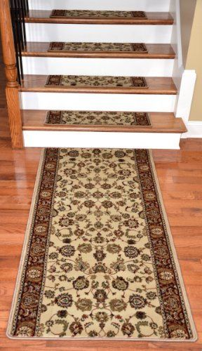 Best Dean Premium Carpet Stair Tread Rugs And 5 Runner 400 x 300