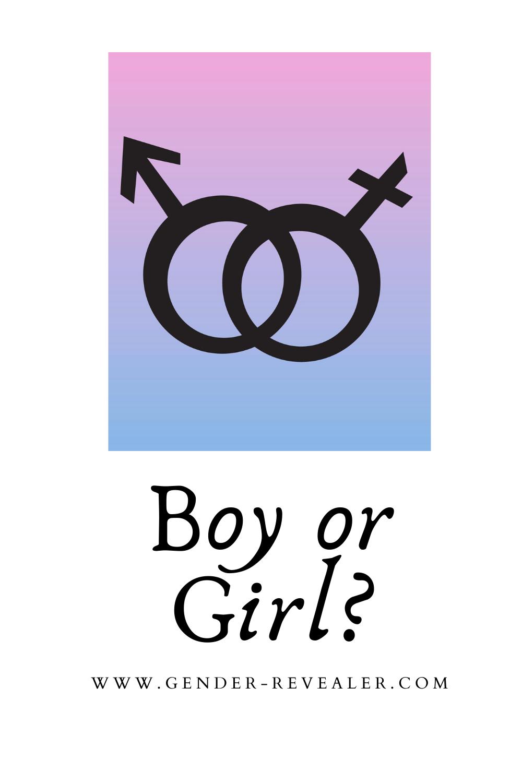 Ask The Gender Revealer Gender Reveal Games Boy Or Girl Welcome Baby Showers