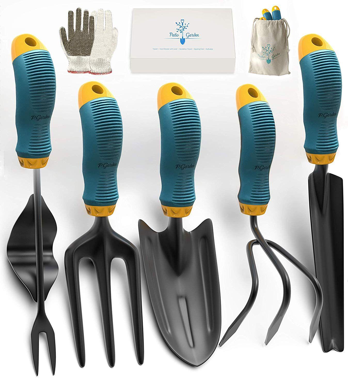 Gardening Tools Set From Alloy Steel Heavy Duty Garden Tool Set