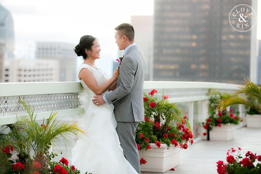 El Cortez Wedding, Photography by Clove & Kin