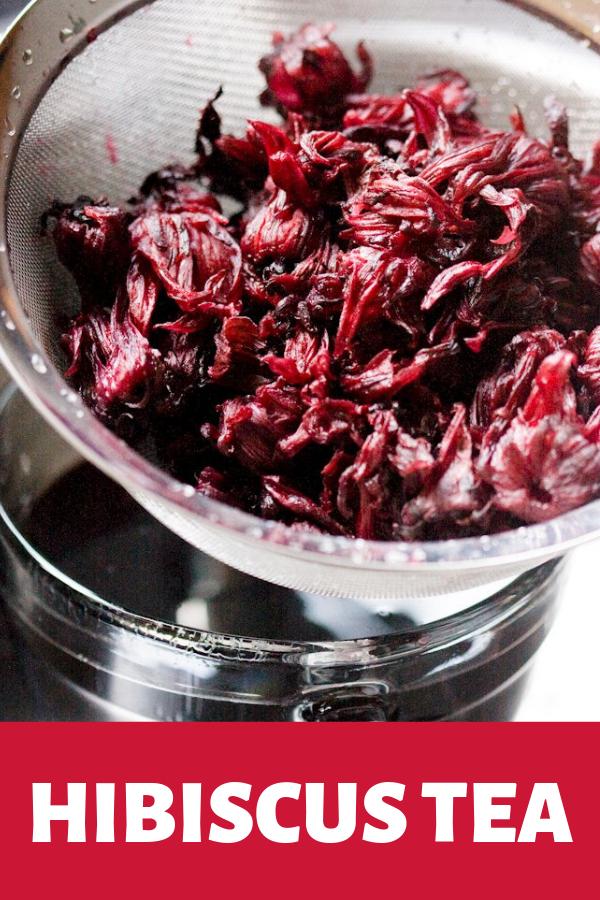 Hibiscus Tea Jamaica Drink Cupcake Project Recipe In 2020 Hibiscus Tea Tea Recipes Food